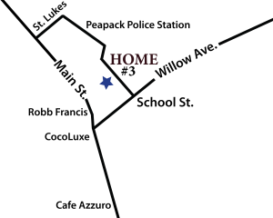 home at vernon manor map